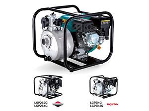 """1.5"""" 2"""" LGP Yüksek Düşülü Benzinli Su Pompası"""